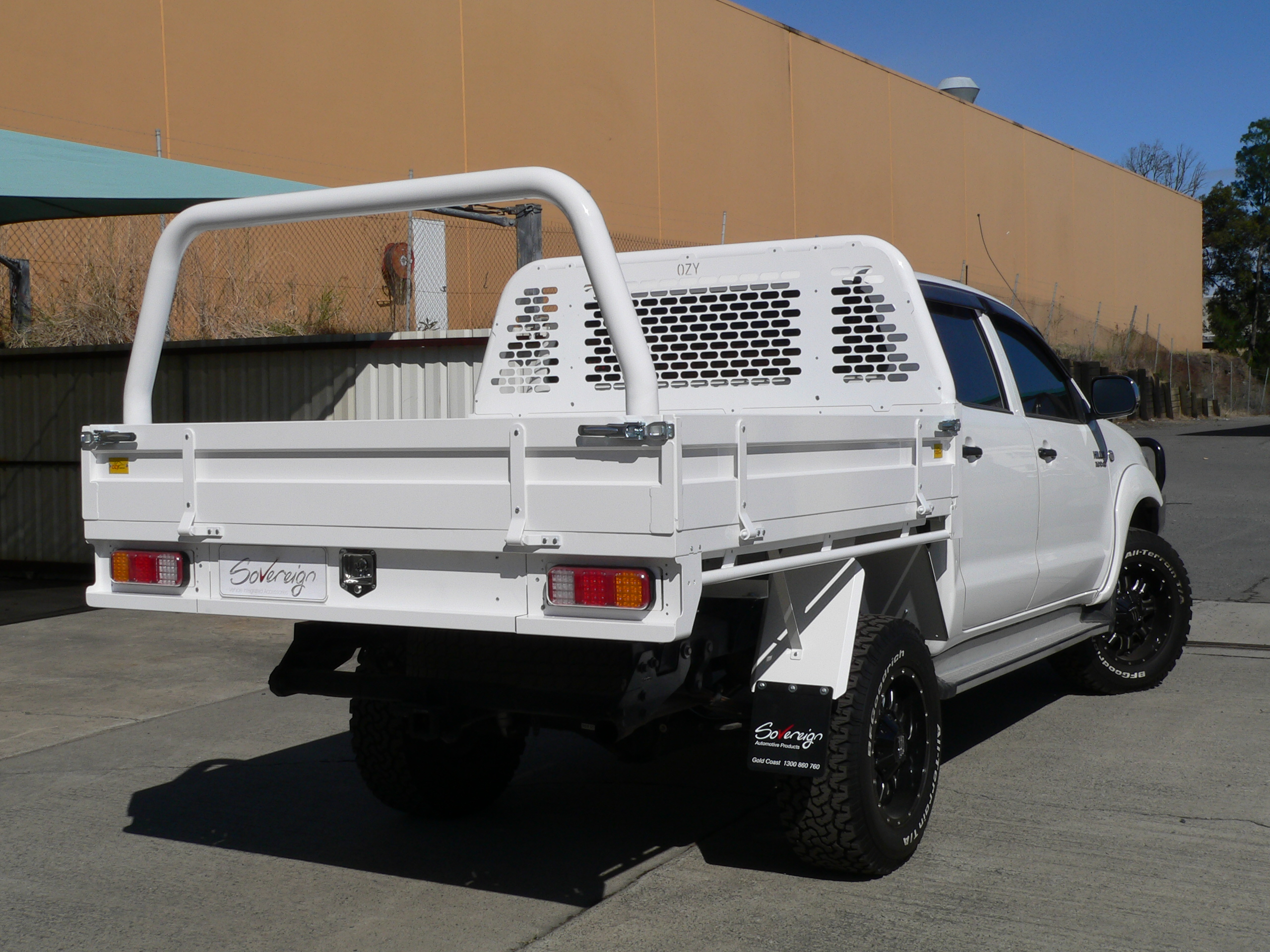Steel Tray Deals Ute & Dual Cab Tray - Auto cars